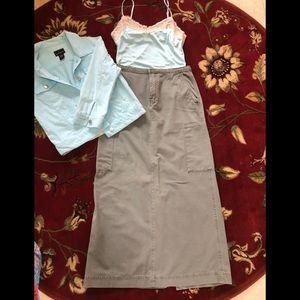 Maxi skirt by GAP
